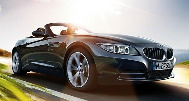 BMW Z4 E89 LCI
