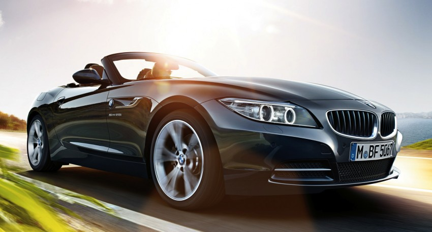 Bmw Z4 E89 Lci Sdrive20i And 28i M Sport Arrives Image 174922