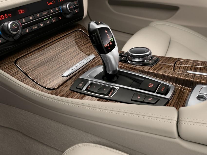 BMW 5 Series LCI – Sedan, Touring and Gran Turismo Image #175177