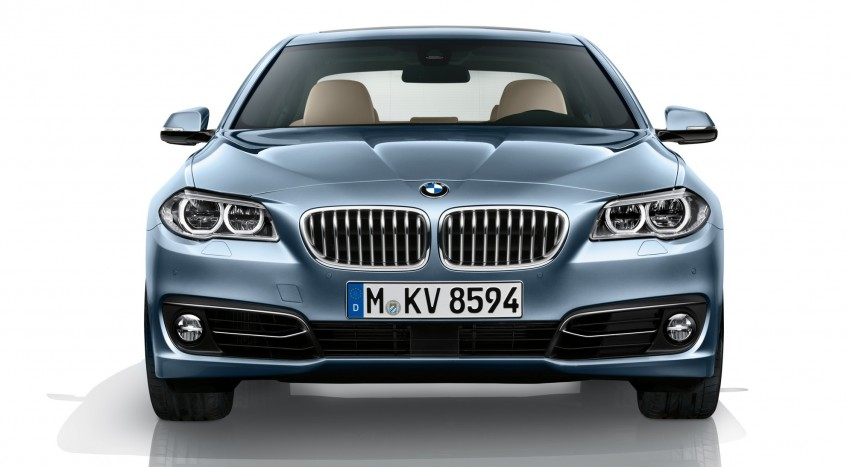 BMW 5 Series LCI – Sedan, Touring and Gran Turismo Image #175178