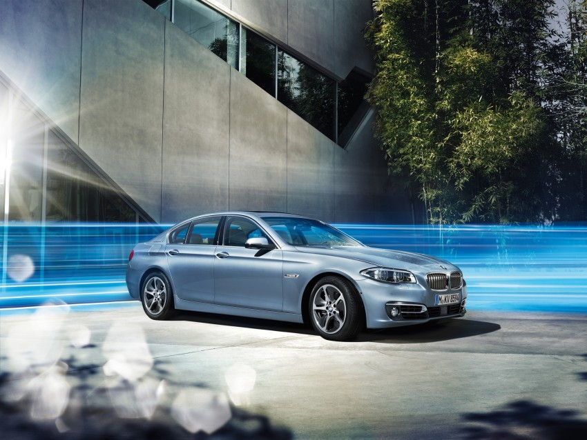 BMW 5 Series LCI – Sedan, Touring and Gran Turismo Image #175182