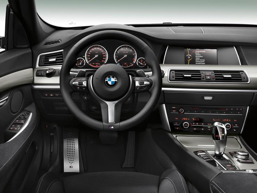 BMW 5 Series LCI – Sedan, Touring and Gran Turismo Image #175187