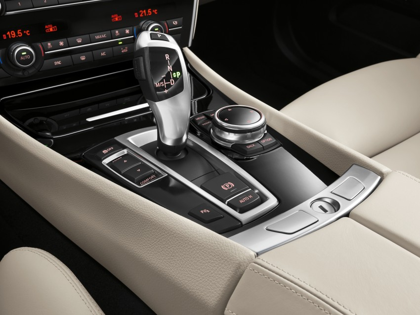BMW 5 Series LCI – Sedan, Touring and Gran Turismo Image #175189