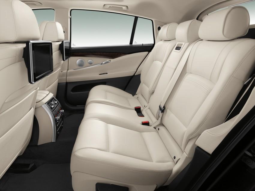 BMW 5 Series LCI – Sedan, Touring and Gran Turismo Image #175191