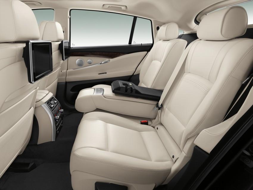 BMW 5 Series LCI – Sedan, Touring and Gran Turismo Image #175194
