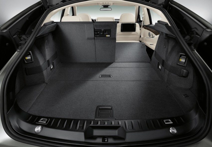 BMW 5 Series LCI – Sedan, Touring and Gran Turismo Image #175199