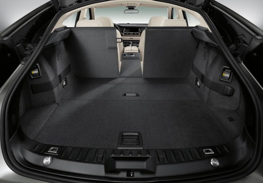 BMW 5 Series LCI – Sedan, Touring and Gran Turismo Image #175200