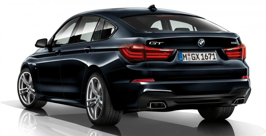 BMW 5 Series LCI – Sedan, Touring and Gran Turismo Image #175206