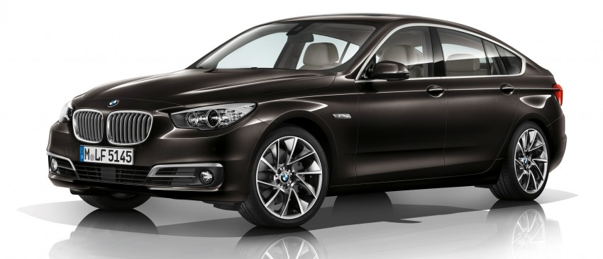 BMW 5 Series LCI – Sedan, Touring and Gran Turismo Image #175207
