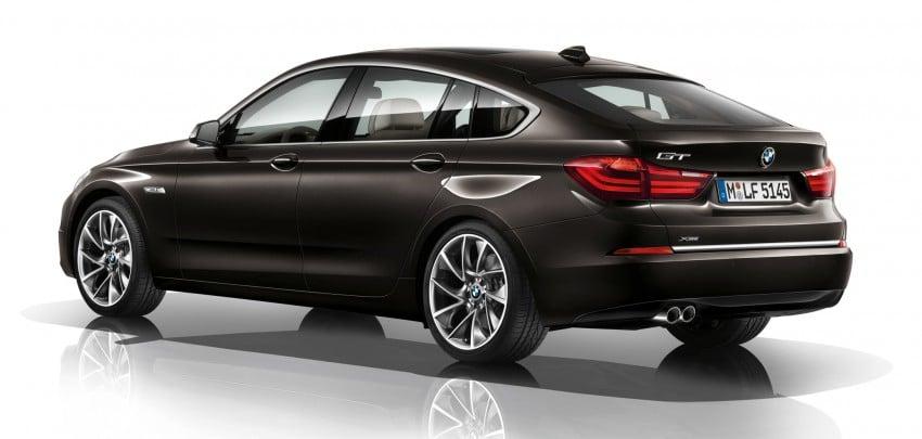 BMW 5 Series LCI – Sedan, Touring and Gran Turismo Image #175208