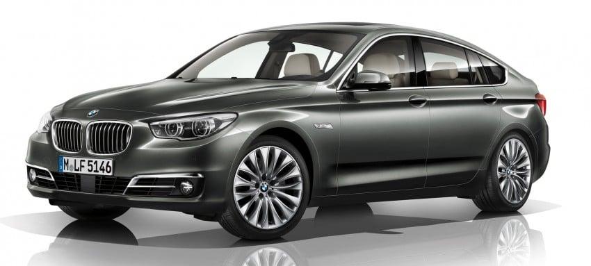BMW 5 Series LCI – Sedan, Touring and Gran Turismo Image #175377