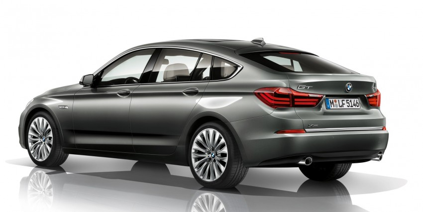 BMW 5 Series LCI – Sedan, Touring and Gran Turismo Image #175209