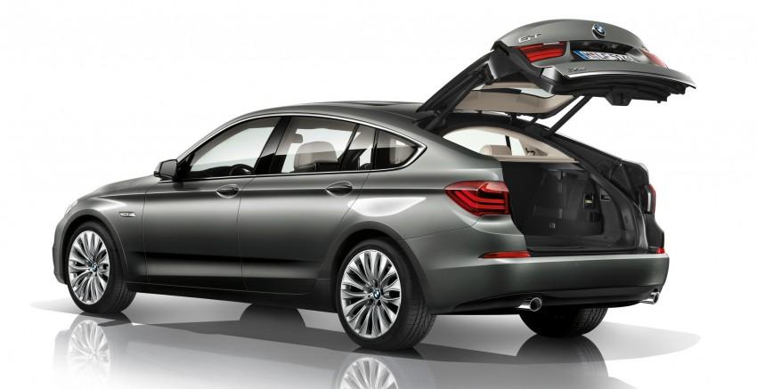 BMW 5 Series LCI – Sedan, Touring and Gran Turismo Image #175210