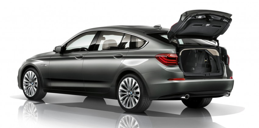 BMW 5 Series LCI – Sedan, Touring and Gran Turismo Image #175211