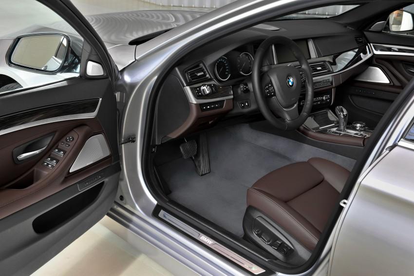 BMW 5 Series LCI – Sedan, Touring and Gran Turismo Image #175219