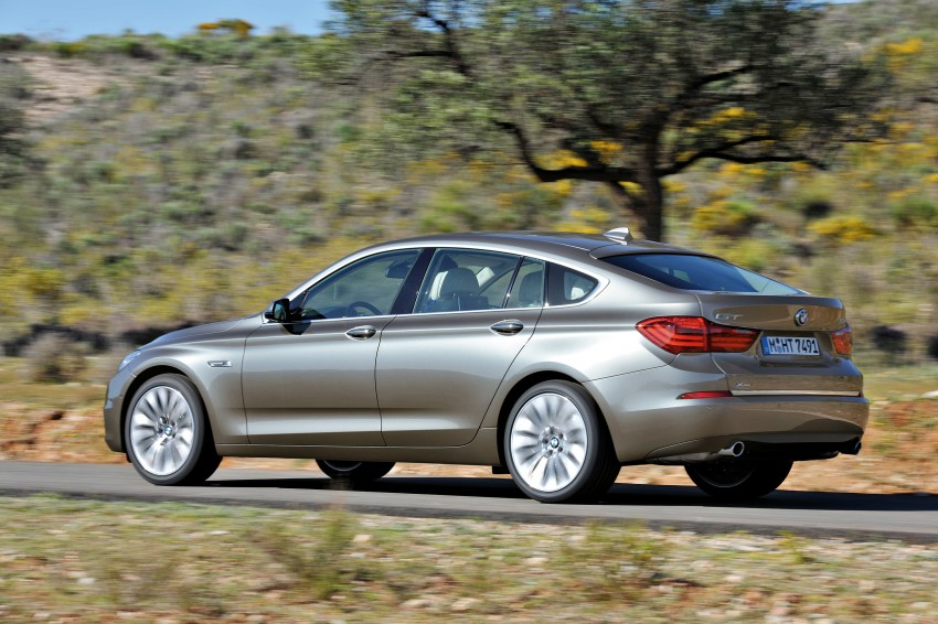BMW 5 Series LCI – Sedan, Touring and Gran Turismo Image #175226