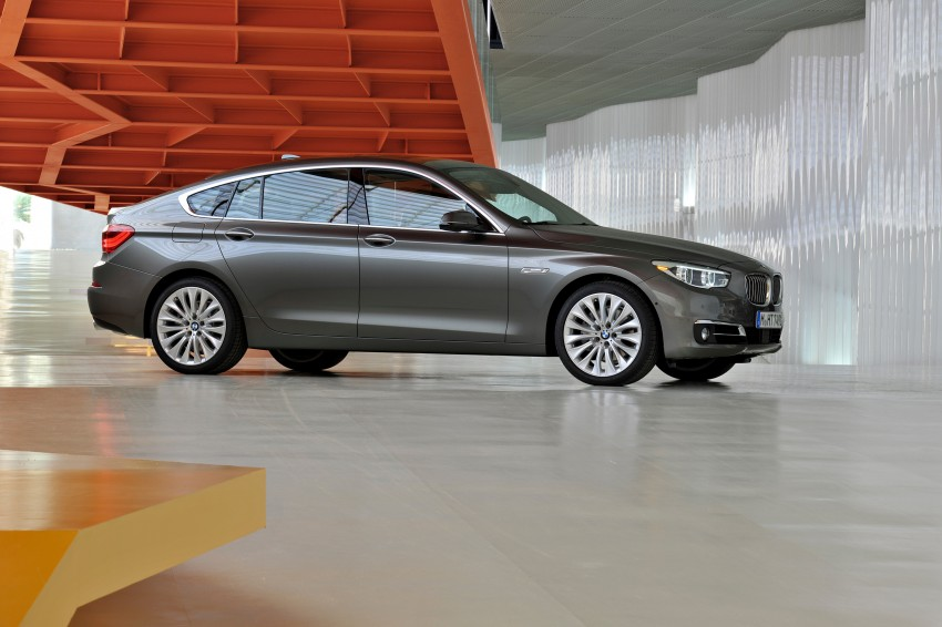 BMW 5 Series LCI – Sedan, Touring and Gran Turismo Image #175229