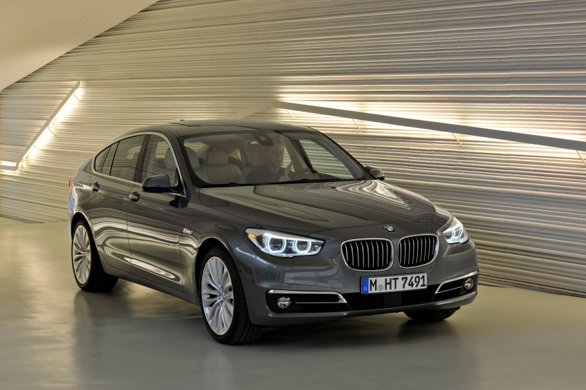 BMW 5 Series LCI – Sedan, Touring and Gran Turismo Image #175230