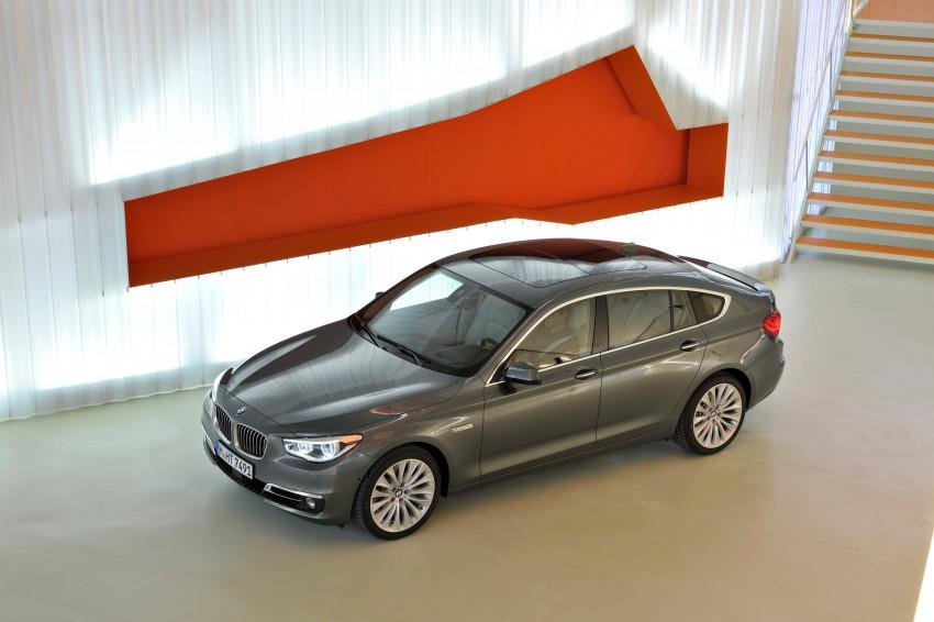 BMW 5 Series LCI – Sedan, Touring and Gran Turismo Image #175231