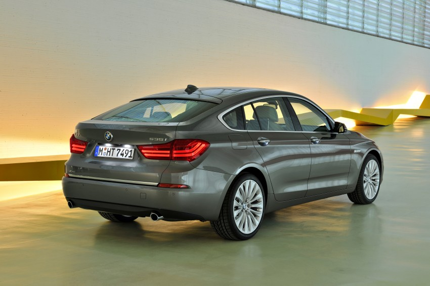 BMW 5 Series LCI – Sedan, Touring and Gran Turismo Image #175232