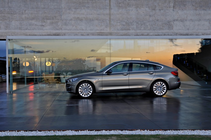 BMW 5 Series LCI – Sedan, Touring and Gran Turismo Image #175236