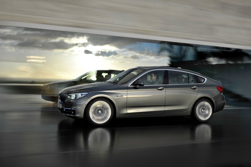 BMW 5 Series LCI – Sedan, Touring and Gran Turismo Image #175237