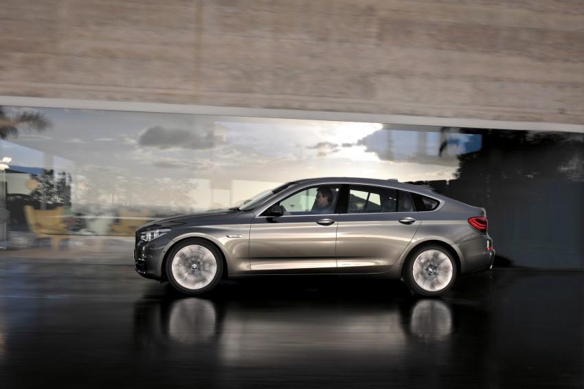 BMW 5 Series LCI – Sedan, Touring and Gran Turismo Image #175238