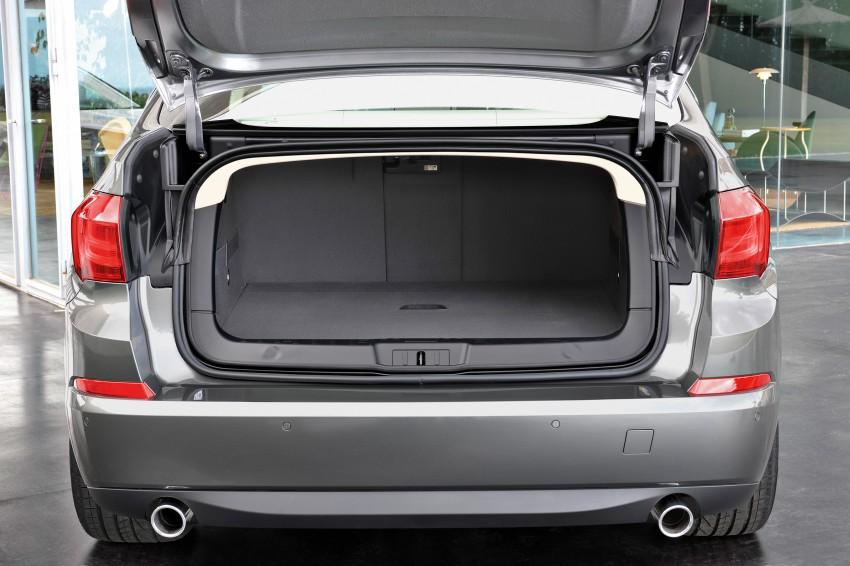 BMW 5 Series LCI – Sedan, Touring and Gran Turismo Image #175242