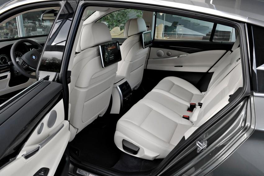 BMW 5 Series LCI – Sedan, Touring and Gran Turismo Image #175243