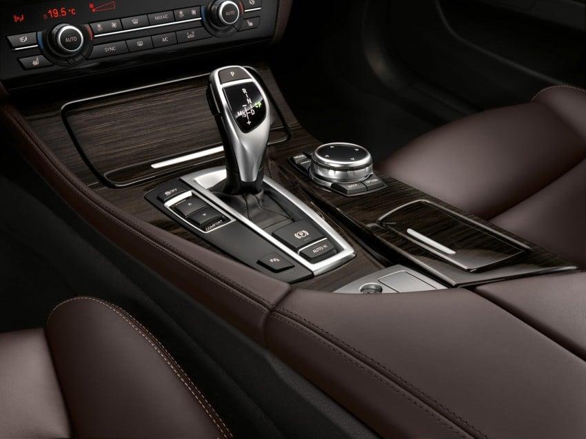BMW 5 Series LCI – Sedan, Touring and Gran Turismo Image #175246