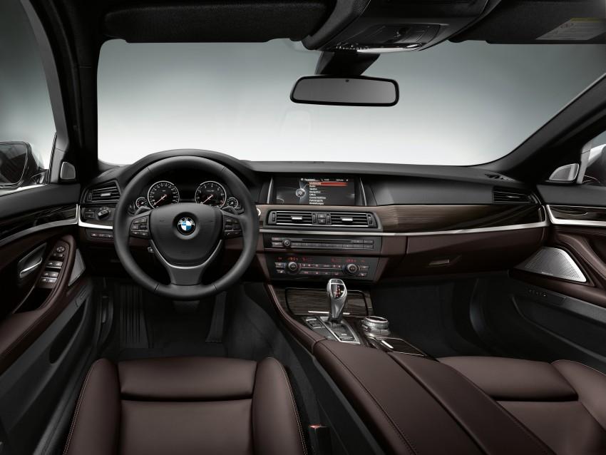 BMW 5 Series LCI – Sedan, Touring and Gran Turismo Image #175247