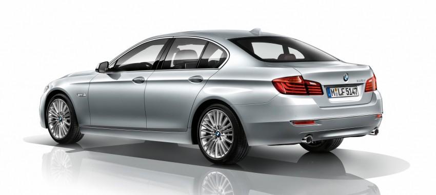 BMW 5 Series LCI – Sedan, Touring and Gran Turismo Image #175252