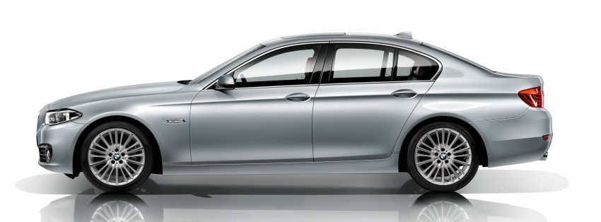 BMW 5 Series LCI – Sedan, Touring and Gran Turismo Image #175255