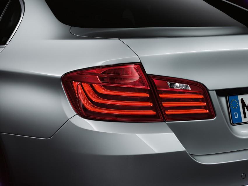 BMW 5 Series LCI – Sedan, Touring and Gran Turismo Image #175264