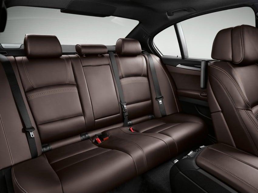 BMW 5 Series LCI – Sedan, Touring and Gran Turismo Image #175267