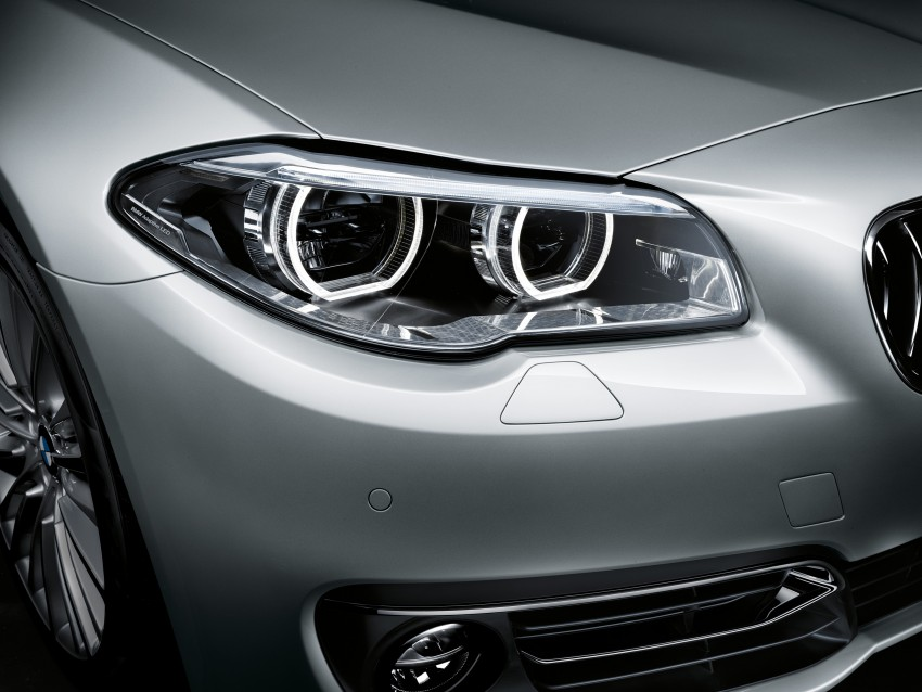 BMW 5 Series LCI – Sedan, Touring and Gran Turismo Image #175268