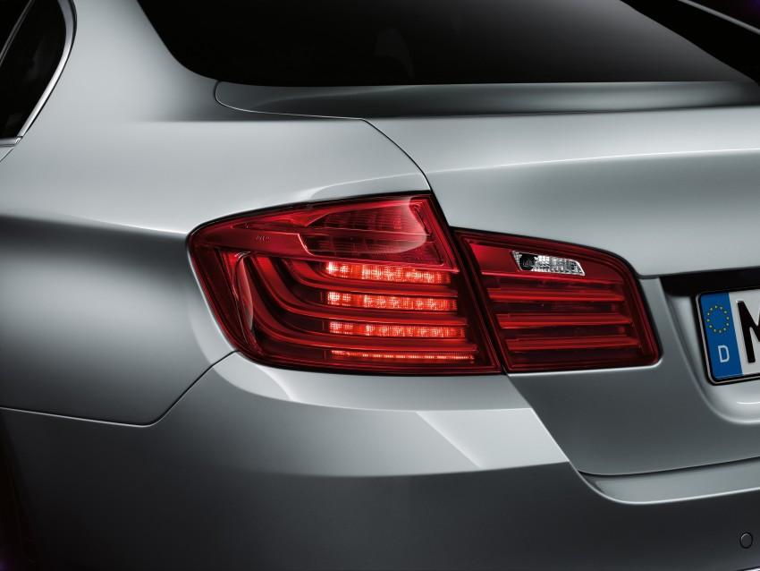 BMW 5 Series LCI – Sedan, Touring and Gran Turismo Image #175277