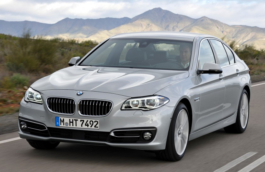 BMW 5 Series LCI – Sedan, Touring and Gran Turismo Image #175281