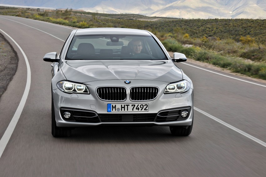 BMW 5 Series LCI – Sedan, Touring and Gran Turismo Image #175282