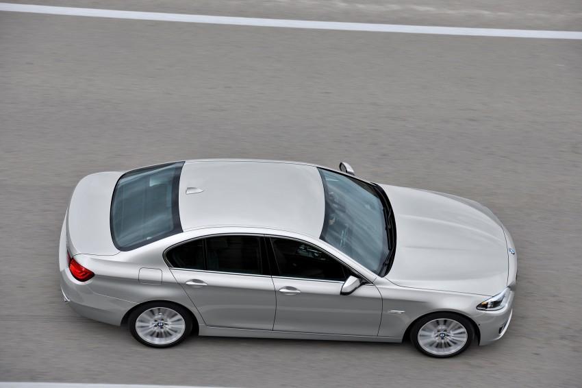 BMW 5 Series LCI – Sedan, Touring and Gran Turismo Image #175286