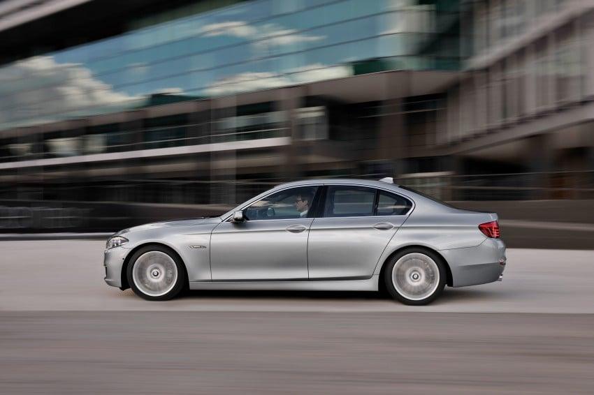 BMW 5 Series LCI – Sedan, Touring and Gran Turismo Image #175294
