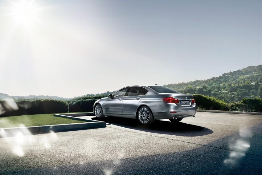 BMW 5 Series LCI – Sedan, Touring and Gran Turismo Image #175299