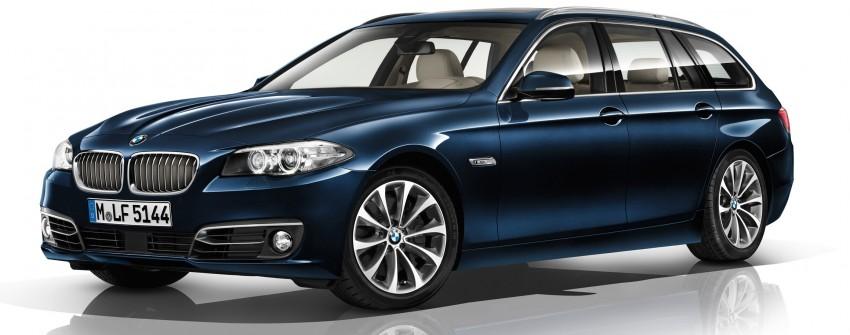 BMW 5 Series LCI – Sedan, Touring and Gran Turismo Image #175304