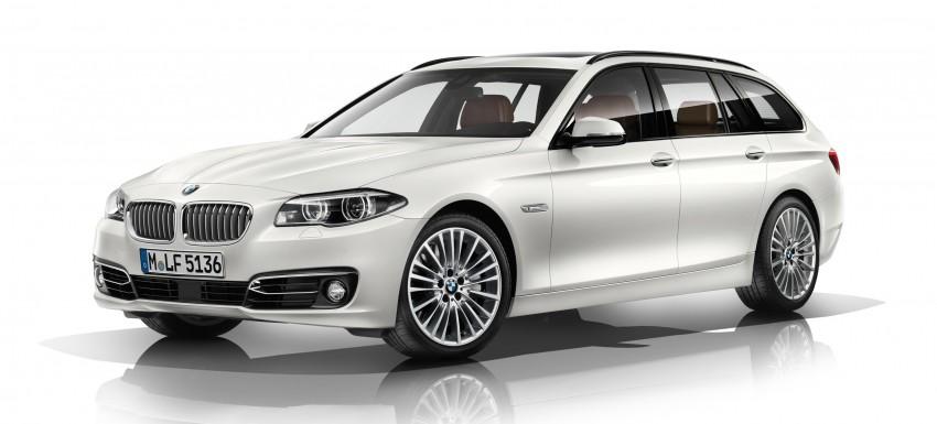 BMW 5 Series LCI – Sedan, Touring and Gran Turismo Image #175305
