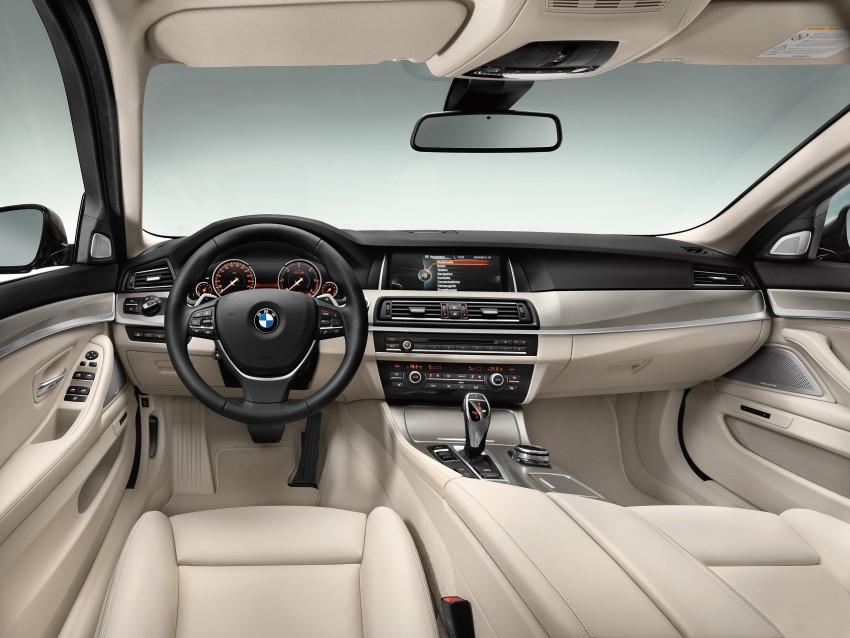 BMW 5 Series LCI – Sedan, Touring and Gran Turismo Image #175306