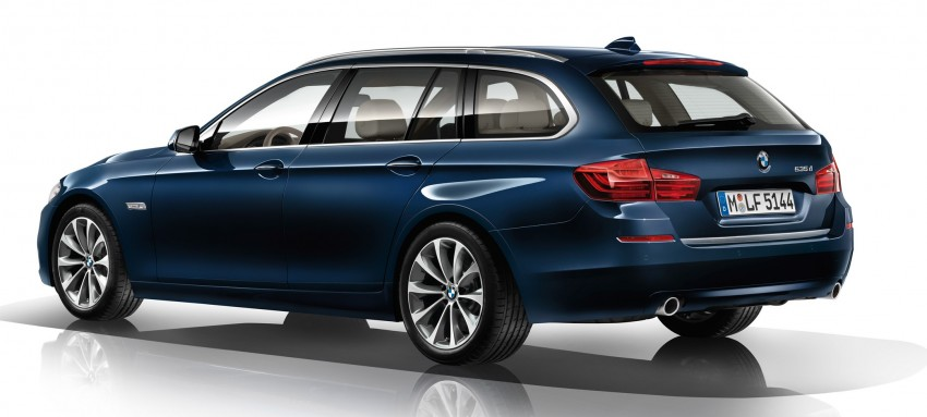 BMW 5 Series LCI – Sedan, Touring and Gran Turismo Image #175325