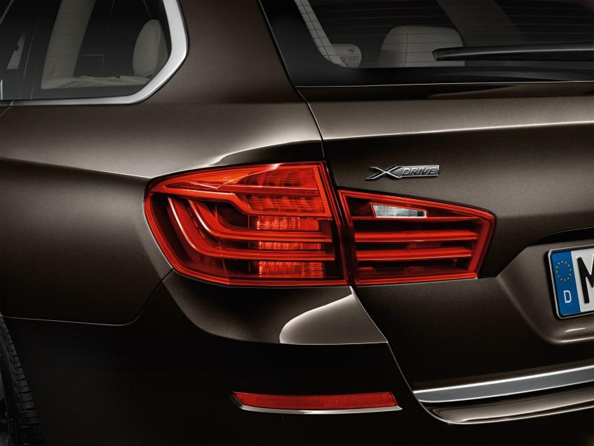 BMW 5 Series LCI – Sedan, Touring and Gran Turismo Image #175330