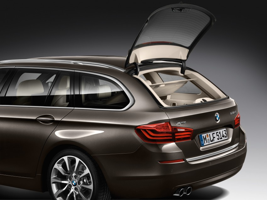 BMW 5 Series LCI – Sedan, Touring and Gran Turismo Image #175334
