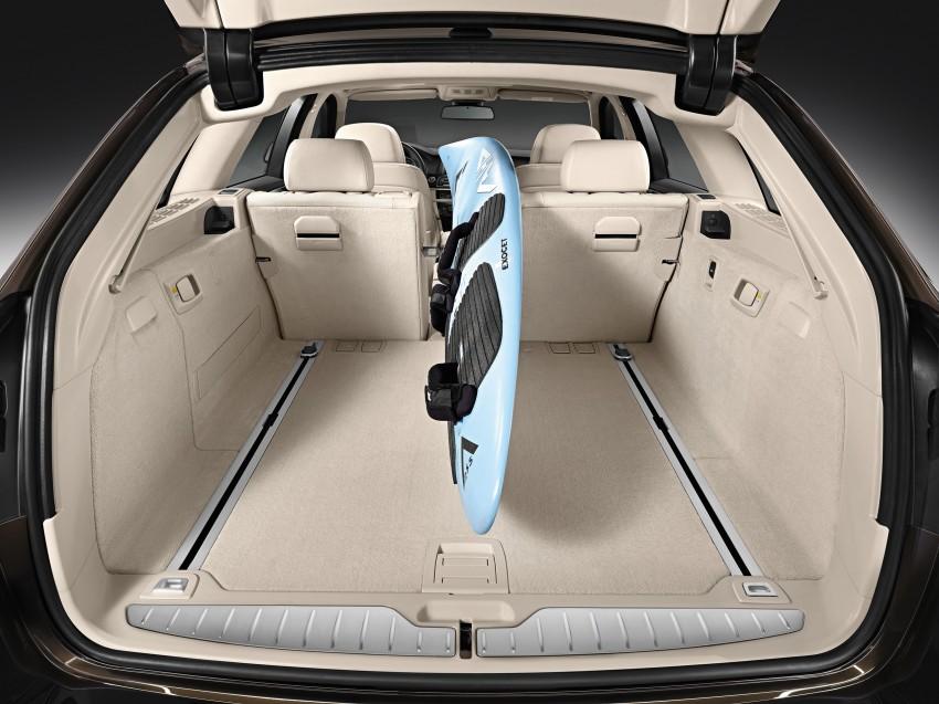 BMW 5 Series LCI – Sedan, Touring and Gran Turismo Image #175340