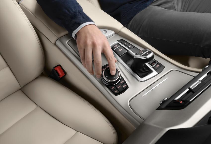 BMW 5 Series LCI – Sedan, Touring and Gran Turismo Image #175344